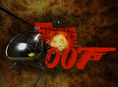 EA – 007: 'From Russia With Love' Game Title & Credits (2011)