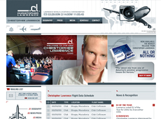 Christopher Lawrence Website (2002)