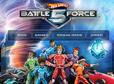 Mattel: Battleforce 5 (2009)