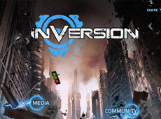 "Activision: ""Inversion"" Website (2012)"