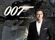 "Activision: ""James Bond"" 2010 Website (2010)"