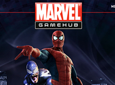 Activision: Marvel GameHub (2009)