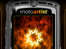 Motorola: MotoMusic Flash Website (2006)
