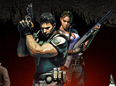 Capcom: Resident Evil Website (2005)