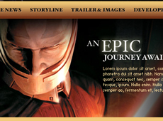 "Star Wars: ""The Old Republic"" Web Portal (2005)"