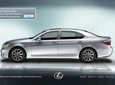 Lexus 2007 Flash Microsite (2007)
